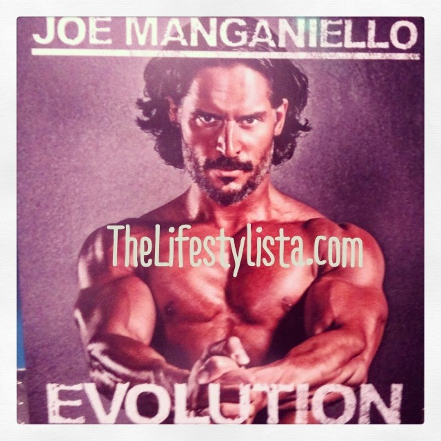 joe manganiello evolution pdf free download
