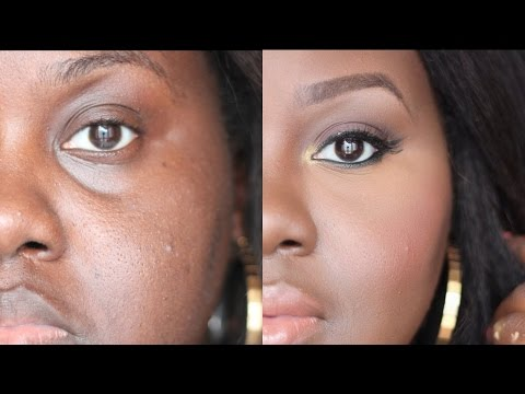 How to Conceal Your DEEP SET, Puffy UNDER EYES - Make up ...