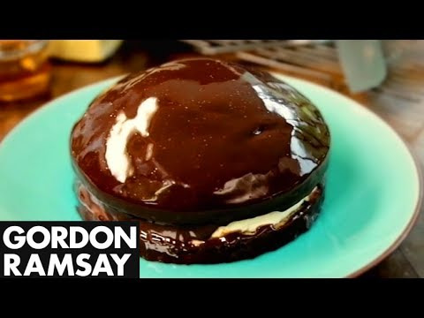 Gordon Ramsay Chocolate Sponge Cake