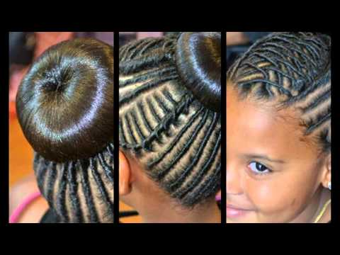 African American Braided Hairstyles For Kids The Lifestylista