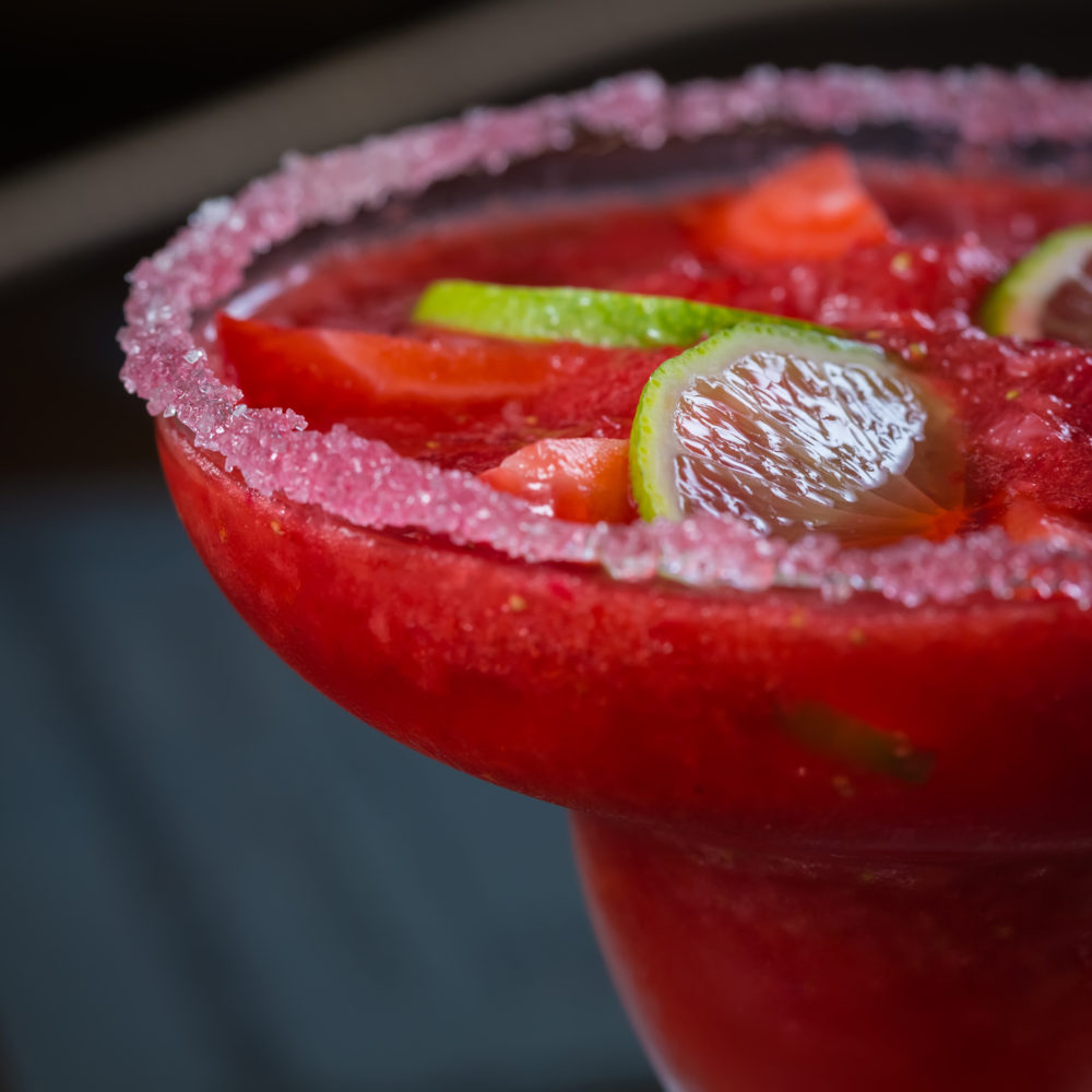 "Pomarita Cocktail – just drink this, and go ""aaaah…."" You deserve it! :-)"